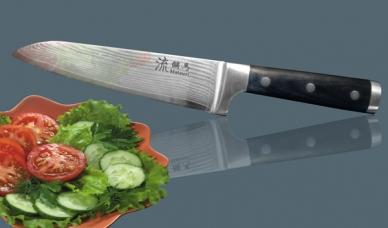 Нож кухонный поварской Matsuri Шеф MYS-C180D