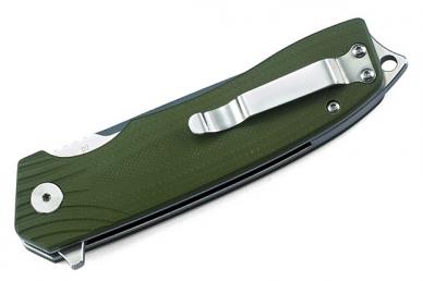 Складной нож «Lion» (green) Bestech, сложен