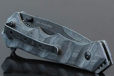 Нож Magnum (by Böker) Shadow Warrior