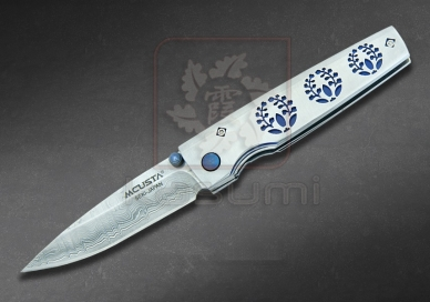 Нож складной Mcusta MС-0094D FUJI (глициния)