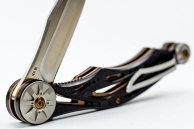 Нож Reptilian «Мото»