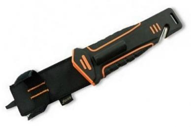 Нож Nightingale (orange) WithArmour, ножны