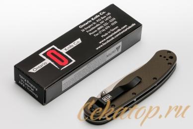 Нож складной RAT 1A 8870OD Opener Ontario, упаковка