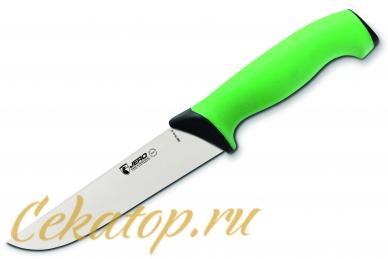 Нож разделочный 150 мм 3060 TR (green) Jero
