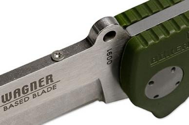 Нож складной RBB Bushcraft (сталь 440C) Böker Plus