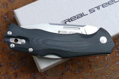 "Нож складной H7 ""Snow Leopard"" Real Steel"