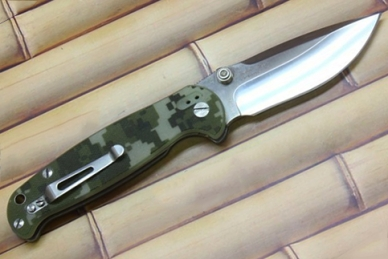Нож H6 (camo bright) Real Steel