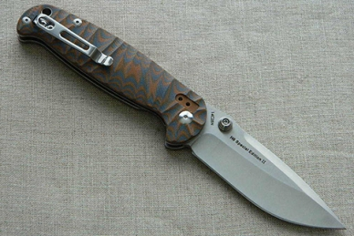Нож H6 Special Edition II Real Steel