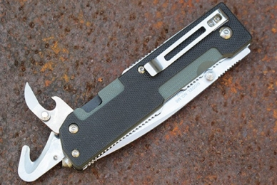 Нож M6 (green) Real Steel