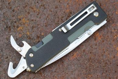 Нож M6 (green) Real Steel