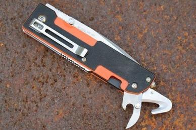 Нож M6 (orange) Real Steel