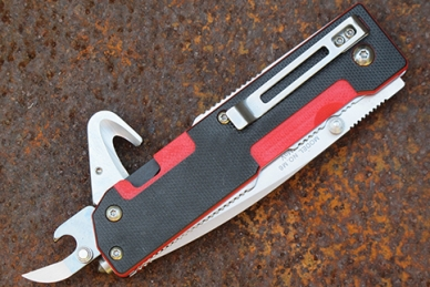Нож M6 (red) Real Steel