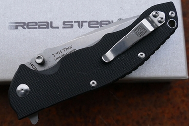 Нож T101 (black) Real Steel