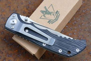 Нож складной «Рейнджер T3-T6» Steelclaw, КНР