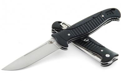 Нож «Финка» Reptilian