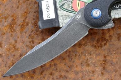 Нож «Рейв-02» Reptilian