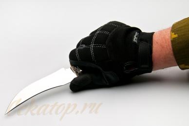 Нож Рыбак малый (95Х18) Алексей Фурсач (Ворсма)