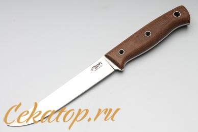 Нож Рыбацкий L (N690, микарта) Южный Крест, Россия