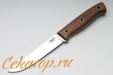 Нож Рыбацкий M (N690, микарта) Южный Крест, Россия
