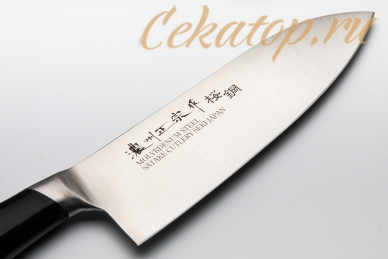 Нож Sakura Santoku 170 мм Satake, Япония