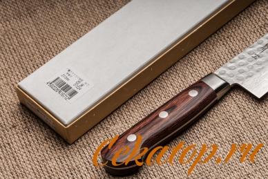 Нож Шеф 210 мм Hammered 07224 Sakai Takayuki