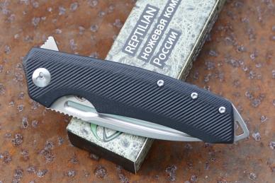 Нож складной «Шершень-2» (black) Reptilian