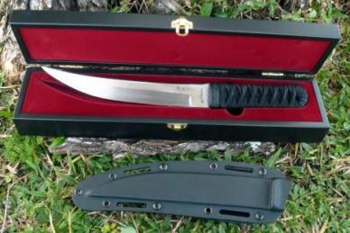 Нож Shinbu 2915 CRKT, в подарочном футляре