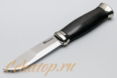 Нож Швед (сталь 440C) Лебежь