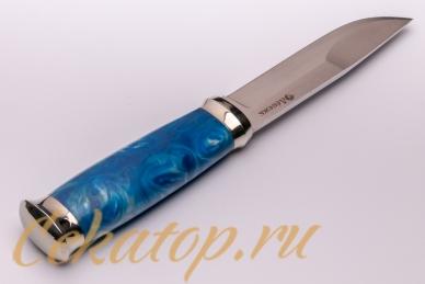 Нож «Швед» (сталь Vanadis 10) Лебежь