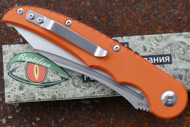 """Нож """"Скальд-2"""" Reptilian"""