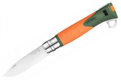 Складной нож №12 Explore (orange) Opinel
