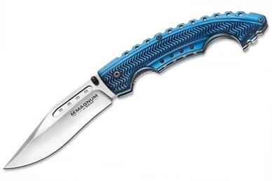 Нож складной Blue Bowie Magnum (by Böker)