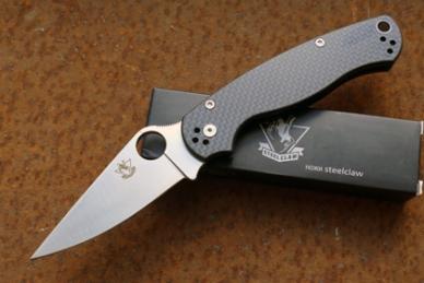 Складной нож «Боец-2» (Carbon Fiber) Steelclaw