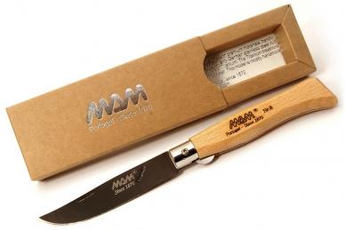 Складной нож Douro Titanium 83 мм (бук) MAM