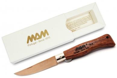 Складной нож Douro Titanium 70 мм (бубинга) MAM