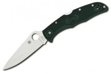 Складной нож Endura 4 (ZDP-189, Black FRN) Spyderco