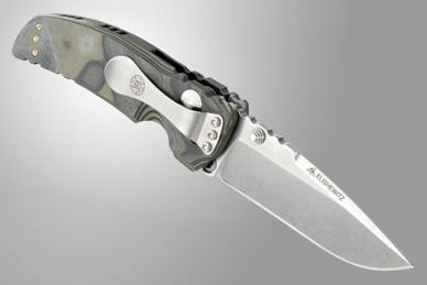 """Нож складной Extreme EX-01 4"""" G-10 Hogue"""