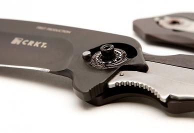 Нож складной Foresight CRKT, США. Система подшипников IKBS.