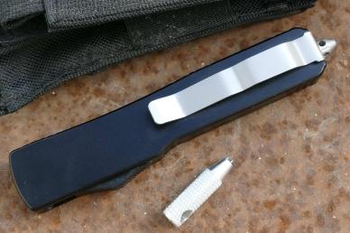 Складной нож (фронтальный) MIC-02 Steelclaw, сложен