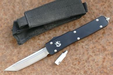 Складной нож (фронтальный) MIC-03 Steelclaw