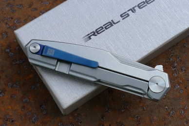 "Нож складной G3 ""Puukko"" (duplex) Real Steel, клипса"
