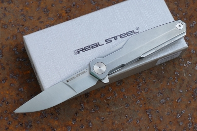 "Нож складной G3 ""Puukko"" (duplex) Real Steel, КНР"