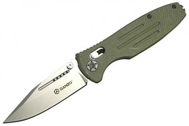 Складной нож G702 (зеленый) Ganzo