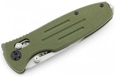 Нож G702 (зеленый) Ganzo, КНР