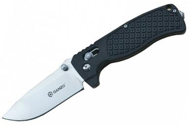 Нож складной G724M (черный) Ganzo