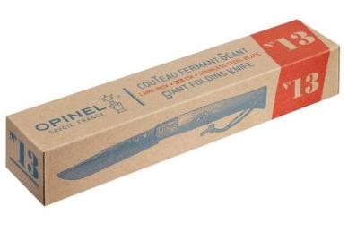 Нож складной Giant №13 Opinel, упаковка