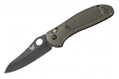 Складной нож Griptilian 550 Olive Drab (S30V) Benchmade
