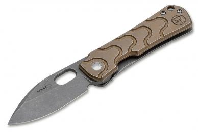 Складной нож Gust (сталь D2) Böker Plus