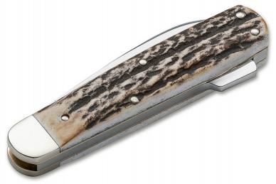 Складной нож Jagdmesser Mono CPM Böker, сложен