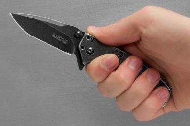 Складной нож Kershaw Cryo BW